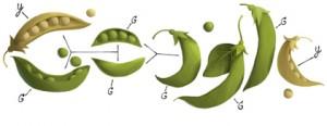 Gregor Mendel et Google